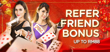refer friend bonus